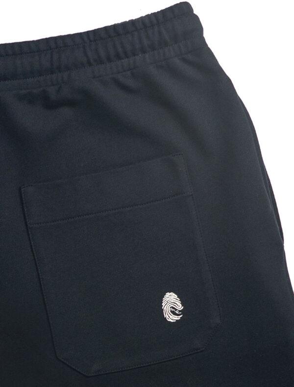 One of One Shorts Men Black Detail Back