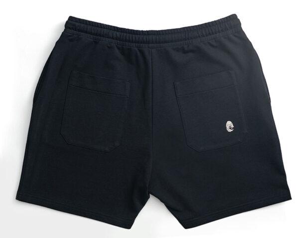 One of One Shorts Men Black Product Back