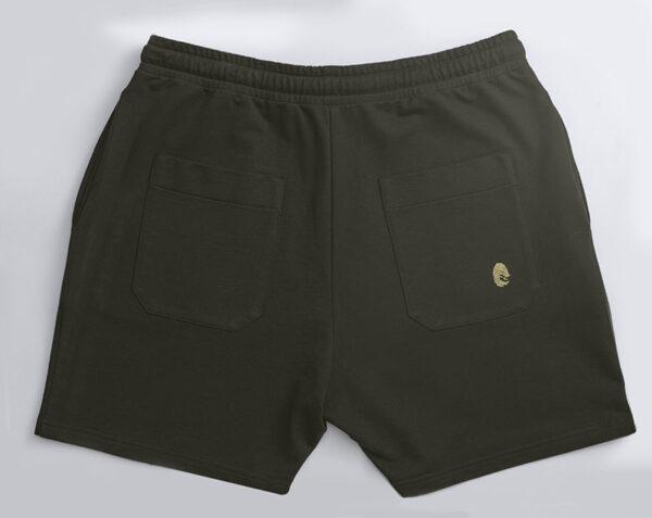 One of One Shorts Men Olive Product Back