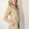 One of One Shorts Women Camel Back