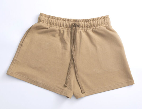 One of One Shorts Women Camel Product