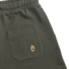 One of One Shorts Women Olive Detail Back