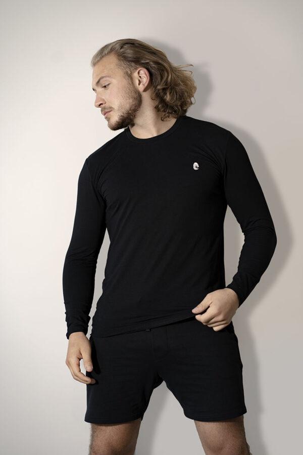 One of One Tshirt Long Sleeve Unisex Main Men